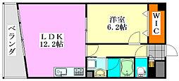 グラン インフィニティ[2階]の間取り