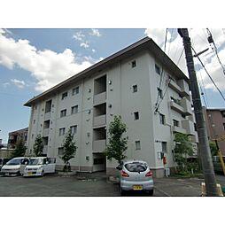 静岡県浜松市中区上島5丁目の賃貸マンションの外観