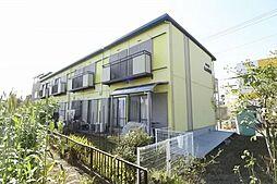 ハイツ吉岡 たんぽぽ館[201号室]の外観