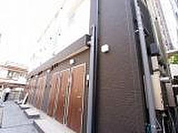 チャルテ西早稲田[2階]の外観
