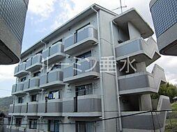 サンハイツ多井田(エステート)[3階]の外観