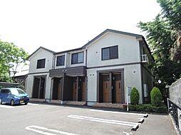 福岡県北九州市八幡西区木屋瀬3丁目の賃貸アパートの外観