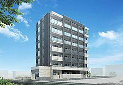 仮)中区正木3丁目マンション[2階]の外観