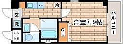 兵庫県神戸市長田区北町1丁目の賃貸アパートの間取り