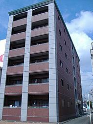 静岡県島田市本通2丁目の賃貸マンションの外観