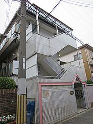 シティパレス駒川中野[1階]の外観