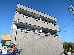 大阪府高槻市緑が丘3丁目の賃貸マンションの外観