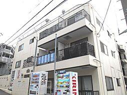 神奈川県横浜市神奈川区六角橋4の賃貸マンションの外観