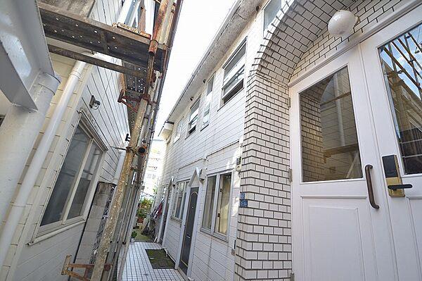 ウィング古屋パートII 2階の賃貸【東京都 / 品川区】