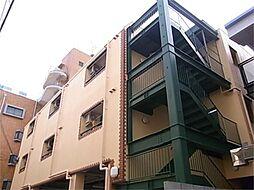 フェリセ富田[2階]の外観