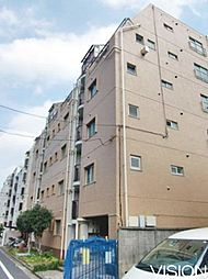 キャニオンマンション第六高島平[404号室]の外観