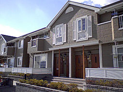 和歌山県紀の川市貴志川町上野山の賃貸アパートの外観