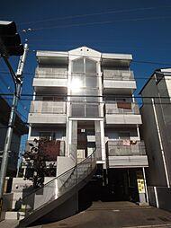コミュニティー丹波橋[3階]の外観