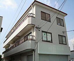 愛知県名古屋市天白区焼山1丁目の賃貸アパートの外観