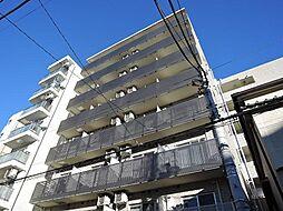東京都台東区今戸2丁目の賃貸マンションの外観