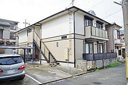 エタニティハウス[2階]の外観