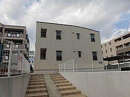 TSU・BA・KI  A棟[102号室]の外観