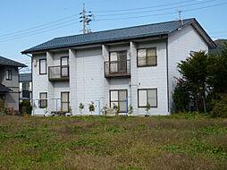 長野県茅野市宮川の賃貸アパートの外観