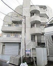 神奈川県川崎市多摩区東三田3の賃貸マンションの外観