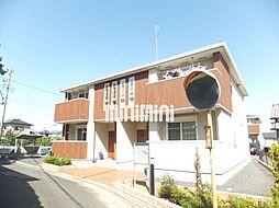 メゾンド・エスポワールA・B[1階]の外観