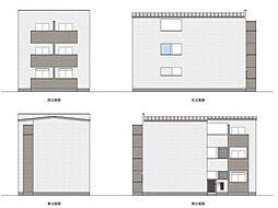 グレース[3階]の外観