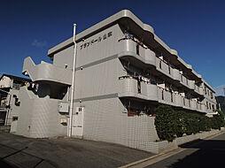大阪府八尾市東山本町8丁目の賃貸マンションの外観