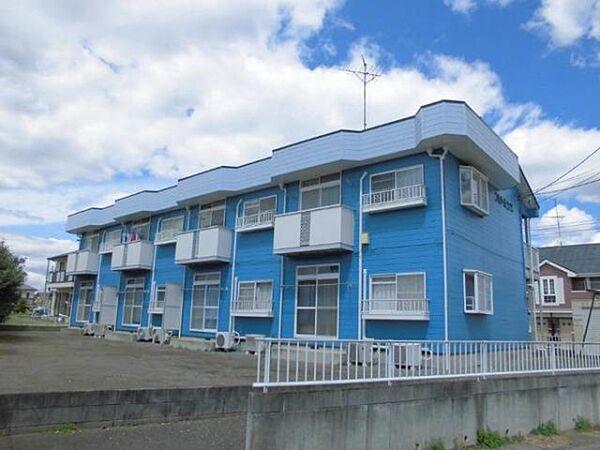 フローレンス 2階の賃貸【茨城県 / 龍ケ崎市】