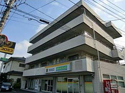 神奈川県茅ヶ崎市小桜町の賃貸マンションの外観