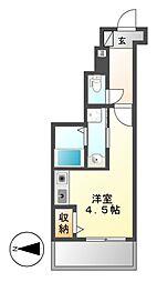 千代田VOGEL-1[2階]の間取り