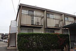 松本アパート[201号室]の外観