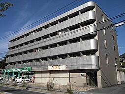 京都府京都市山科区勧修寺閑林寺の賃貸マンションの外観