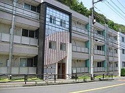 神奈川県川崎市多摩区菅馬場4丁目の賃貸マンションの外観