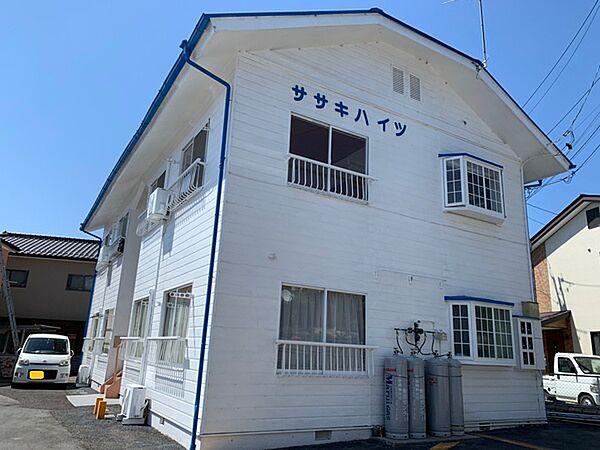 ササキハイツ 2階の賃貸【長野県 / 飯田市】