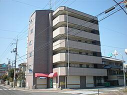 奈良県北葛城郡河合町星和台1丁目の賃貸マンションの外観