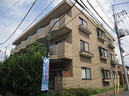 東京都武蔵野市境南町4丁目の賃貸マンションの外観