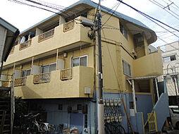 東京都世田谷区桜丘2の賃貸マンションの外観