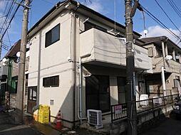 東京都狛江市猪方2丁目の賃貸アパートの外観