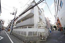 大阪府大阪市北区菅栄町の賃貸マンションの外観
