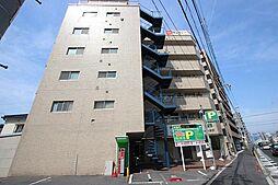 広島県広島市南区出汐3丁目の賃貸マンションの外観