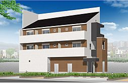 (仮称)港区新川町II 新築アパート[302号室号室]の外観