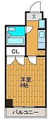 Y&Eパレス[4階]の間取り