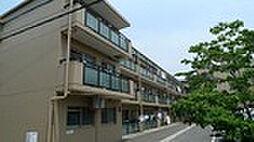 兵庫県尼崎市小中島2丁目の賃貸マンションの外観