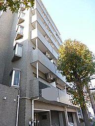 東京都世田谷区瀬田1丁目の賃貸マンションの外観