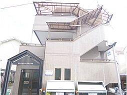 朝日チェリーヒルズ上野町[3階]の外観