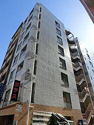 東京都府中市宮町2丁目の賃貸マンションの外観
