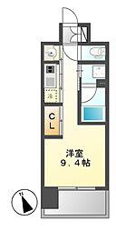 仮)東区泉三丁目計画[6階]の間取り