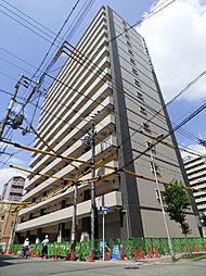 レオンコンフォート難波南[9階]の外観