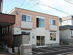 シャーメゾンASAHI[1階]の外観