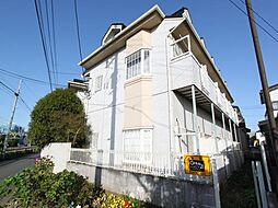 シャンポール白鷺[2階]の外観