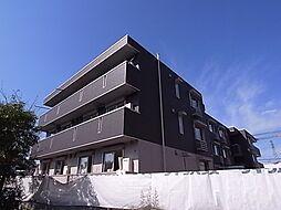 グロリアハイツはびきの A棟[1階]の外観